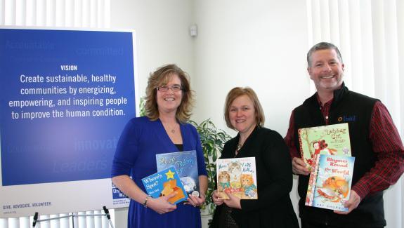 Literacy fund gives children a head start