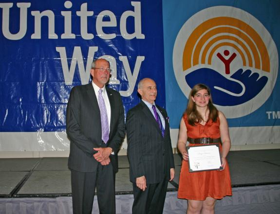 United Way of North Central Massachusetts thanks the community for 'living united'