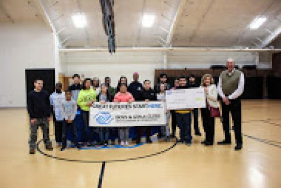 Boys and Girls Club supports United Way