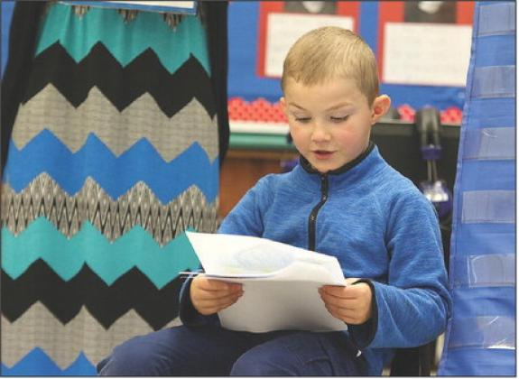 Mentors to Give Gift of Reading