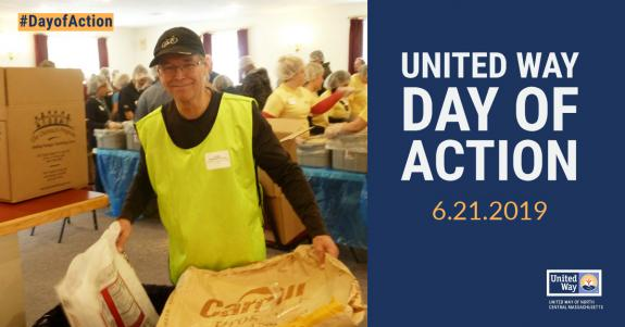 Combating Hunger for 2019's Day of Action