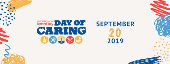 Get Involved in the United Way Day of Caring