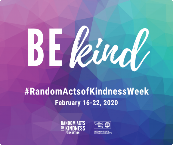 10 Ways to Celebrate Random Acts of Kindness Week