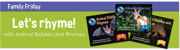 Rhyming with Ants, Bats and Cats