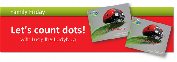 Counting with Lucy the Ladybug
