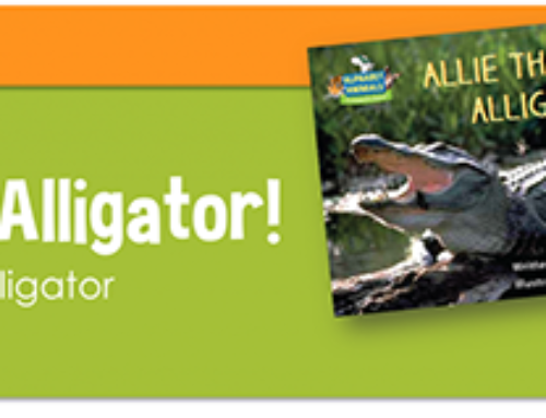 Allie the Alligator