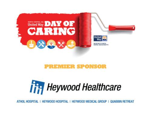 2020 Day of Caring Premier Sponsor Spotlight: Heywood Healthcare