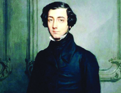 History of Tocqueville Society