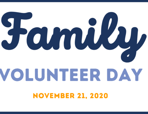 Make an Impact in Your Community for Family Volunteer Day