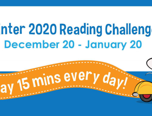 Winter 2020 Reading Challenge!