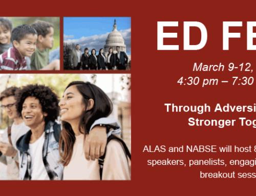 Ed Fest – Spotlighting Equity, Literacy and Family Engagement