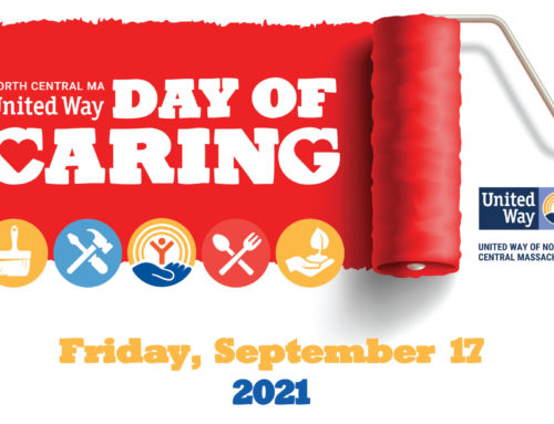 Join us for the 26thAnnual United Way Day of Caring